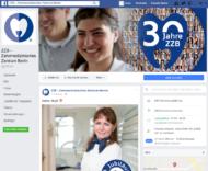 Facebook Zahnärztezentrum Berlin