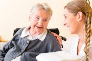 Teilzeitausbildung Altenpflege