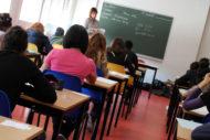 Schulbank oder Ausbildung