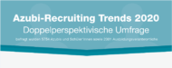 Azubi-Recruiting Trends 2020